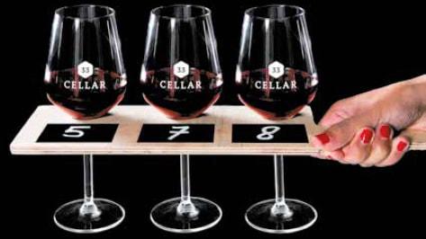 Afbeelding blind wijnproeven