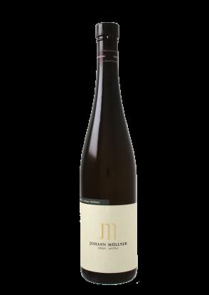 Wijnfles gruner Veltliner Johan Mullner