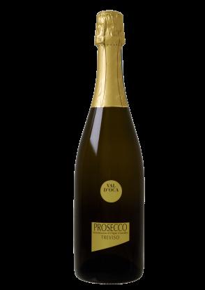 Fles Val d'Oca - Prosecco Spumante - Brut