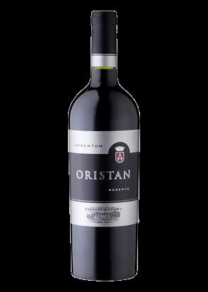 Wijnfles Bodega Lozano - Oristan Reserva