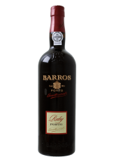 Wijnfles Barros - Ruby Port
