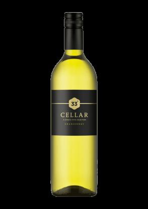 Wijnfles Cellar33 - Chardonnay