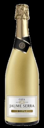 Wijnfles Jaume Serra Cava Gold