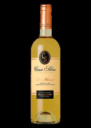 Wijnfles Casa Silva - Late Harvest - Semillion Gewurztraminer