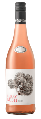 Wijnfles Bellingham - Tree Series - Berry Bush Rosé - Pinotage