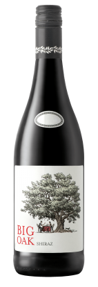 Wijnfles Bellingham - Tree Series - Big Oak Red - Shiraz