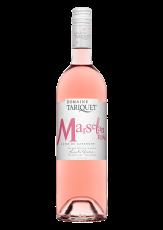 Wijnfles Domaine du Tariquet - Marselan Rosé