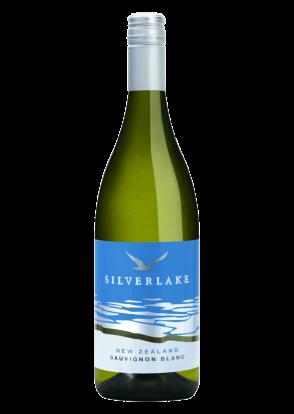 Wijnfles Silverlake - Sauvignon blanc