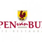 Logo cafe restaurant `t Wapen van Bunnik