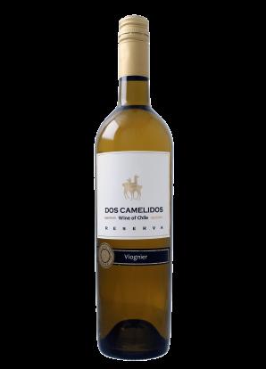Wijnfles Dos Camelidos - Reserva - Viognier