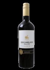 Wijnfles Dos Camelidos - Reserva - Carménère