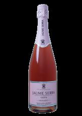 Wijnfles Jaume Serra - Brut - Rosado