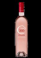 Chateau Cavalier 360 de Cavalier Rosé