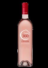 Chateau Cavalier - 360 de Cavalier - Rosé