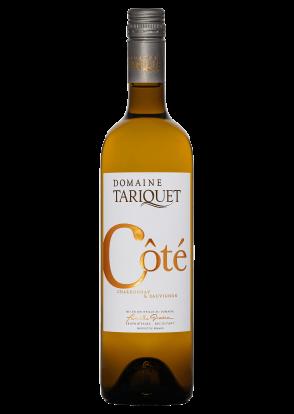 Wijnfles Domaine du Tariquet - Côté Tariquet - Chardonnay/Sauvignon Blanc