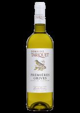 Wijnfles Domaine du Tariquet - Gros Manseng - Premières Grives (zoet)