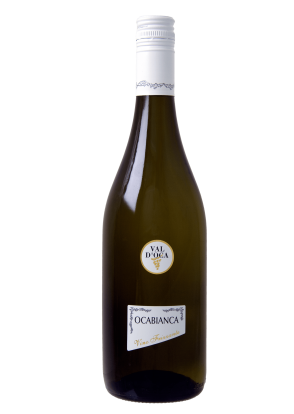 Wijnfles Val D'oca Ocabianco